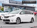 Used 2013 Toyota Sienna SE |8 PASSENGER|CAMERA|BLUETOOTH|ROOF|LOADED for sale in Scarborough, ON