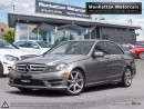 Used 2013 Mercedes-Benz C 350 C350 4MATIC AMG PKG - NAV|BLIND SPOT|CAM|PANO for sale in Scarborough, ON