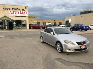 Used 2006 Lexus IS 350 Premium PKG, Sunroof, Great Condition for sale in North York, ON