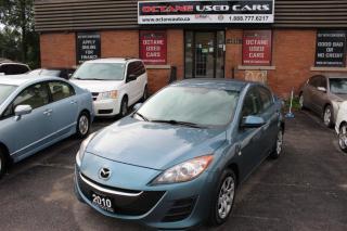 Used 2010 Mazda MAZDA3 GX for sale in Scarborough, ON