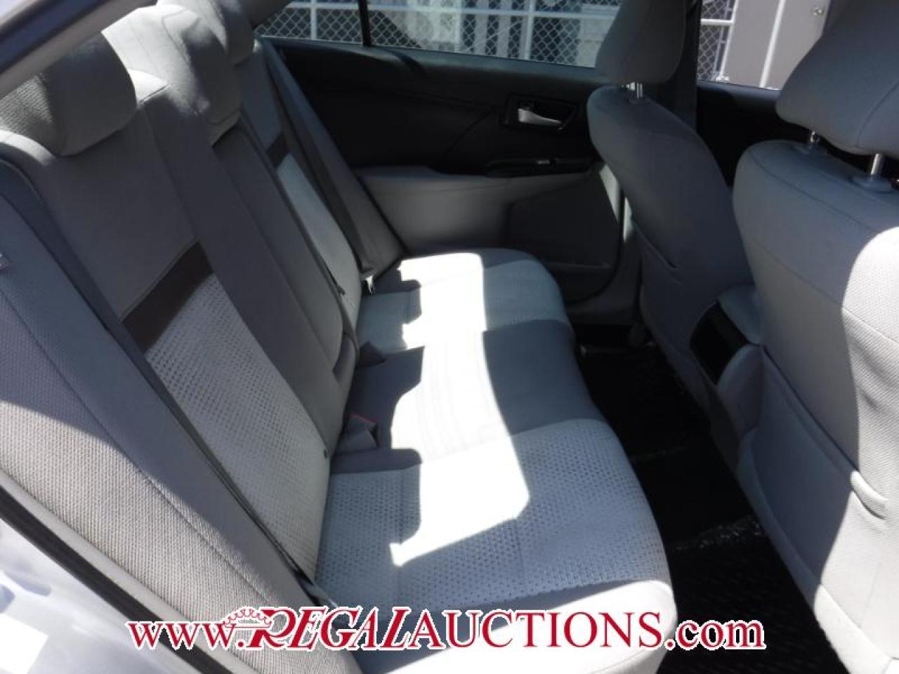 2014 Toyota Camry 4D SEDAN