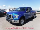 Used 2016 Ford F150 XLT SUPERCAB SWB 4WD 3.5L for sale in Calgary, AB