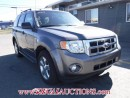 Used 2009 Ford ESCAPE XLT 4D UTILITY 4WD for sale in Calgary, AB