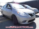 Used 2012 Nissan VERSA SL 4D SEDAN AT for sale in Calgary, AB