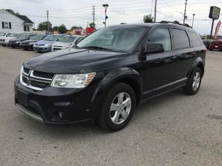 Used 2012 Dodge JOURNEY SXT * POWER GROUP * PREMIUM CLOTH SEATING * 7 PASS for sale in London, ON