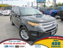 Used 2013 Ford Explorer XLT | AWD | 7 PASS | LEATHER | BACKUP CAM for sale in London, ON