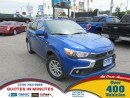 Used 2016 Mitsubishi RVR SE | AWD | BACKUP CAM | BLUETOOTH for sale in London, ON