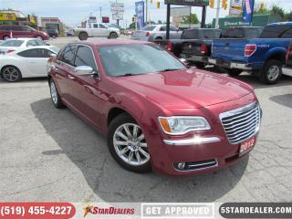 Used 2012 Chrysler 300 C | HEMI | NAV | LEATHER | ROOF for sale in London, ON