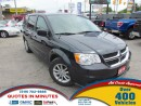 Used 2014 Dodge Grand Caravan SXT | DVD | BACKUP CAM | STOW 'N' GO for sale in London, ON