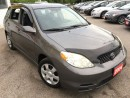 Used 2004 Toyota Matrix 4DR/HATCHBACK/5-SPEED/4-CYLINDER/CLEAN&EFFICIENT for sale in Pickering, ON