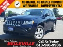 Used 2013 Jeep Compass North 4x4 - Bucket Seats - Power Group for sale in Belleville, ON