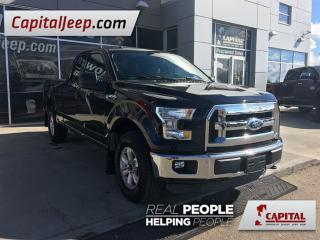Used 2016 Ford F-150 XLT| Cloth| Low KM| CD Player| 4X4 for sale in Edmonton, AB