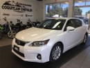 Used 2013 Lexus CT 200h for sale in Coquitlam, BC