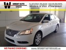 Used 2014 Nissan Sentra SL|SUNROOF|LEATHER|36,098 KMS for sale in Cambridge, ON