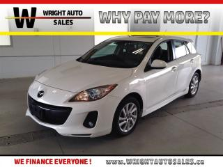 Used 2013 Mazda MAZDA3 SUNROOF|LEATHER|59,391 KMS for sale in Cambridge, ON