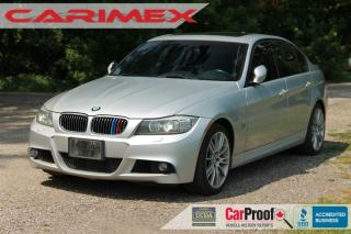Used 2011 BMW 335i xDrive for sale in Waterloo, ON