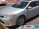 Used 2014 Toyota Camry XLE ONLY 32K   CERTIFIED for sale in Waterloo, ON