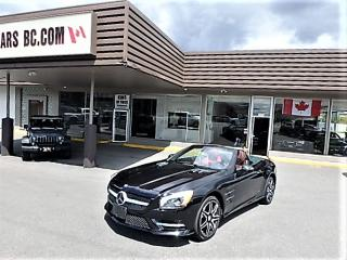 Used 2014 Mercedes-Benz SL 550 SL550R for sale in Langley, BC
