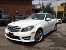 Used 2013 Mercedes-Benz C-Class AWD*Nav*Camera*Htd*Blueooth&MBWarranty* for sale in York, ON