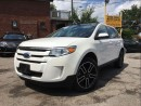 Used 2014 Ford Edge SEL, Leather, Sunroof, Nav&FordWarranty* for sale in York, ON