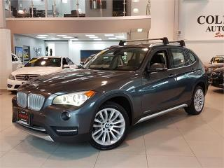 Used 2013 BMW X1 xDrive28i-NAVIGATION-PANO ROOF-ONLY 74KM for sale in York, ON