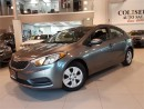 Used 2015 Kia Forte 1.8L LX-AUTO-BLUETOOTH-ONLY 78KM for sale in York, ON