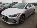 Used 2017 Hyundai Elantra GLS-AUTO-SUNROOF-REAR CAM-ONLY 16KM for sale in York, ON