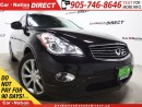 Used 2013 Infiniti EX37 Luxury| AWD| LEATHER| POWER SEATS| for sale in Burlington, ON