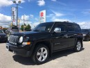 Used 2014 Jeep Patriot Limited 4X4 ~Nav ~P/H/Leather ~P/Sunroof for sale in Barrie, ON