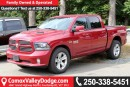Used 2013 Dodge Ram 1500 Sport BLUETOOTH, KEYLESS ENTRY, TOW PKG for sale in Courtenay, BC