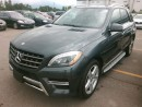 Used 2014 Mercedes-Benz ML-Class ML350 BlueTEC Diesel 4MATIC Moon Roof Navigation for sale in St George Brant, ON