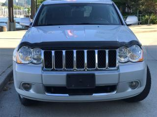 Used 2008 Jeep Grand Cherokee .................SOLD............. for sale in Vancouver, BC