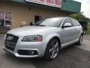 Used 2009 Audi A3 S Line! LEATHER & SUNROOF! TURBO! for sale in Bolton, ON