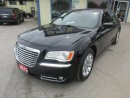 Used 2013 Chrysler 300 LOADED 'SPORTY' 5 PASSENGER 3.6L - V6.. LEATHER.. HEATED SEATS.. BACK-UP CAMERA.. U-CONNECT SYSTEM.. PANORAMIC SUNROOF.. for sale in Bradford, ON
