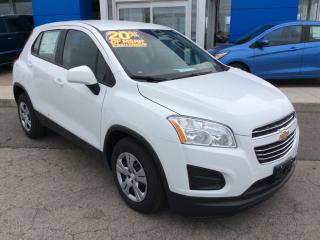 New 2016 Chevrolet Trax LS for sale in Bolton, ON