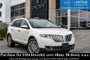 Used 2011 Lincoln MKX AWD for sale in Ottawa, ON