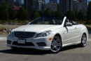 Used 2012 Mercedes-Benz E350 Cabriolet *Only 29755 km!* for sale in Vancouver, BC