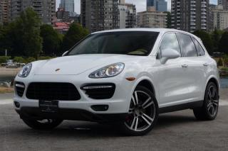 Used 2012 Porsche Cayenne Turbo w/ Tip *Very Nice *SUV*! No Accidents!* for sale in Vancouver, BC