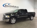 Used 2016 Dodge Ram 1500 SLT- ECODIESEL! QUAD! TONNEAU COVER! TOW/HAUL! for sale in Belleville, ON