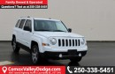 New 2017 Jeep Patriot Sport/North for sale in Courtenay, BC