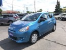 Used 2015 Mitsubishi Mirage ES GREAT VALUE! for sale in Brantford, ON