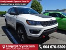 New 2017 Jeep New Compass Trailhawk for sale in Surrey, BC