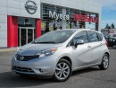 Used 2014 Nissan Versa SL with Navigation, only 16,776km for sale in Orleans, ON