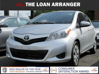 Used 2012 Toyota Yaris LE for sale in Barrie, ON