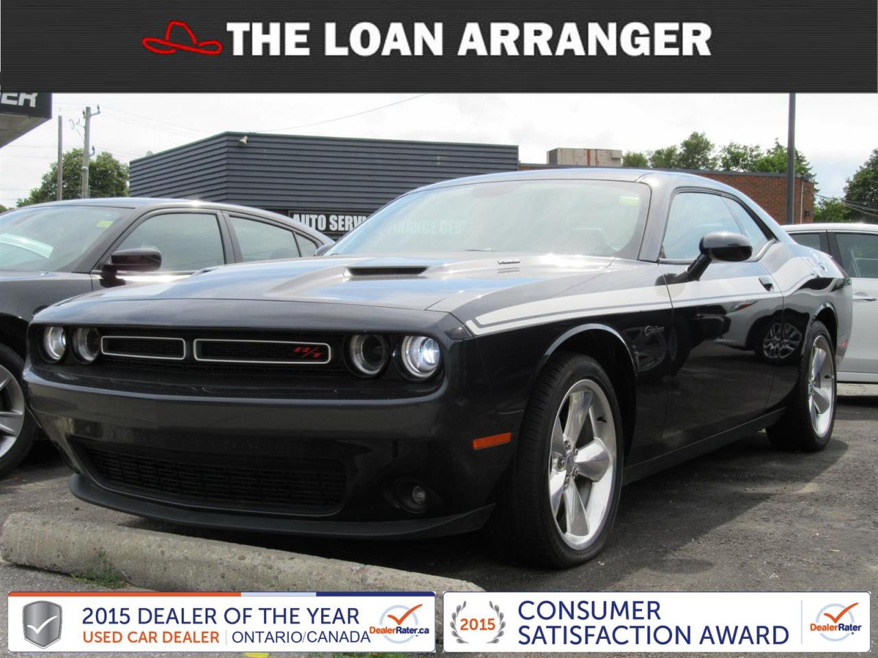 Used 2016 Dodge Challenger Hemi for Sale in Barrie, Ontario ...