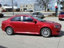 Used 2012 Mitsubishi Lancer SE for sale in Cambridge, ON