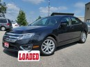 Used 2010 Ford Fusion SEL AWD for sale in Cambridge, ON