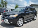 Used 2009 Hyundai Santa Fe Limited AWD w/brand new tires for sale in Cambridge, ON