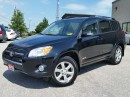 Used 2010 Toyota RAV4 LIMITED 4X4 for sale in Cambridge, ON