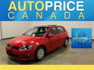 Used 2015 Volkswagen Golf 2.0 TDI Highline LEATHER MOONROOF for sale in Mississauga, ON